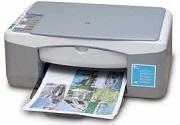 HP PSC 1410xi Printer