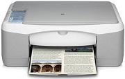 HP Deskjet F335 Printer