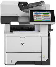 HP LaserJet M525f Printer