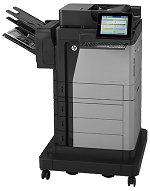 HP LaserJet M630z Printer