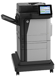 HP LaserJet M680F Printer