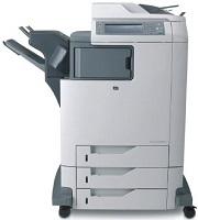 HP LaserJet CM4730xs Printer