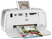 HP Photosmart 475 Compact Photo Printer