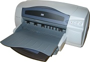 HP Deskjet 1180c Printer