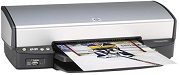 HP Deskjet 5943 Printer