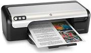 HP Deskjet D2460 Printer