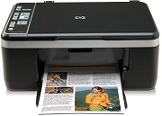 HP Deskjet F4180 Printer