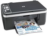 HP Deskjet F4190 Printer