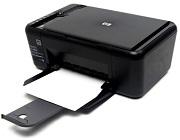HP Deskjet F4480 Printer