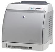 HP LaserJet 2605dn Color Printer