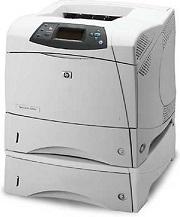 HP LaserJet 4300dtn Monochrome Printer