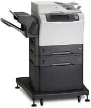 HP LaserJet 4345xm Driver