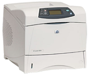 HP LaserJet 4350DTN Printer