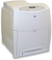 HP LaserJet 4600 Printer
