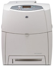 HP LaserJet 4650dtn Printer