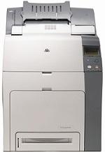 HP LaserJet 4700DN Printer