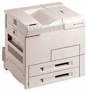 HP LaserJet 8000N Driver