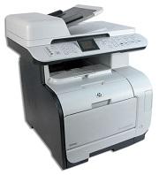 HP LaserJet CM2320fxi Driver