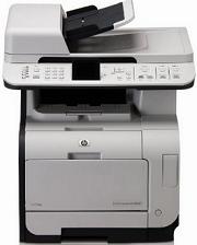 HP LaserJet CM2320nf Printer