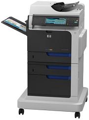HP LaserJet Enterprise CM4540f Printer