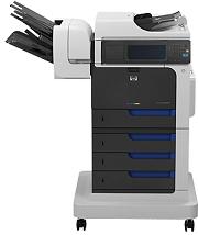 HP LaserJet CM4540fskm Driver