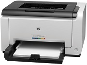 HP LaserJet CP1025 Printer