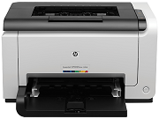 HP LaserJet CP1025nw Printer