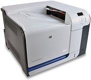 HP LaserJet CP3525DN Printer