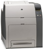 HP LaserJet CP4005dn Driver