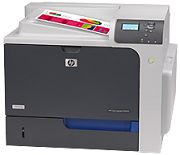 HP LaserJet CP4525N Printer