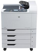 HP LaserJet CP6015xh Color Printer