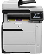 HP LaserJet Pro M375nw Printer
