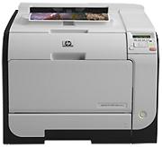 HP LaserJet Pro M451nw Driver