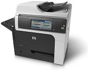 HP LaserJet Enterprise M4555H Printer