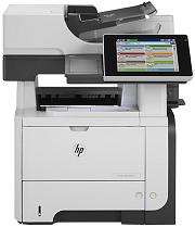HP LaserJet M525f Driver