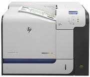 HP LaserJet M551N Driver