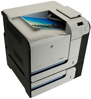 HP LaserJet M551XH Printer