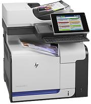HP LaserJet M575c Driver