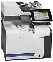 HP LaserJet M575F Printer