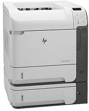 HP LaserJet M602x Printer