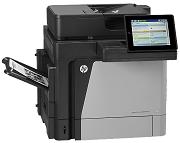 HP LaserJet Enterprise M630h Printer