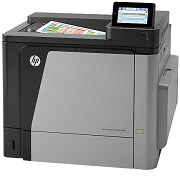 HP LaserJet M651DN Printer