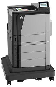 HP LaserJet M651xh Printer