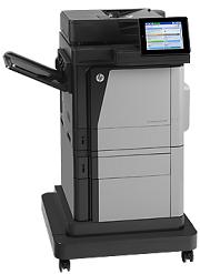 HP LaserJet M680F Printer
