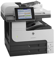 HP LaserJet M725DN Printer