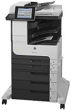 HP LaserJet Enterprise M725z Printer