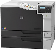 HP LaserJet M750N Printer
