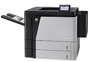 HP LaserJet M806dn Printer
