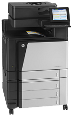 HP LaserJet M880z Printer