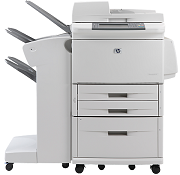 HP LaserJet M9050 Printer